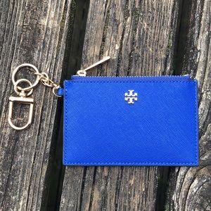 Tory Burch ID holder/keychain
